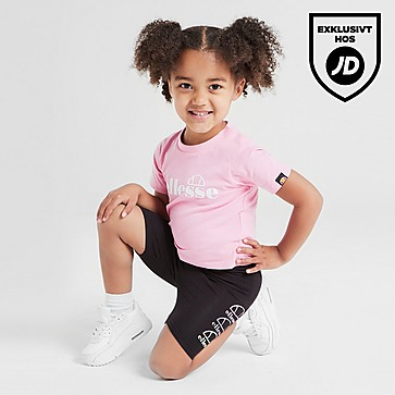 Ellesse Girls' Virna T-Shirt/Cykelbyxor Set Baby