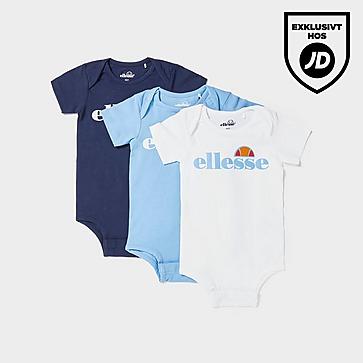 Ellesse Amealio 3-Pack Body Baby