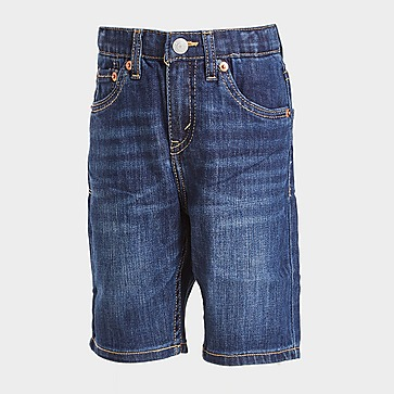 Levis Slim Denim Shorts Barn