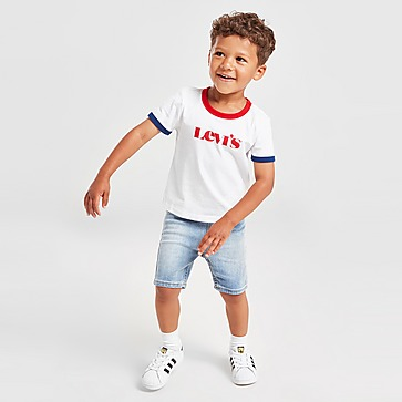 Levis Ringer T-Shirt/Shorts Set Baby