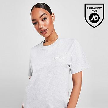 adidas Originals Linear T-Shirtklänning Dam