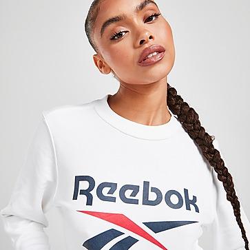 Reebok Core Logo Crew Sweatshirt Dam