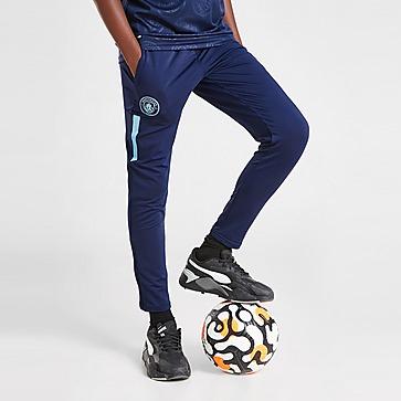 PUMA Manchester City FC Uppvärmningsbyxor Junior