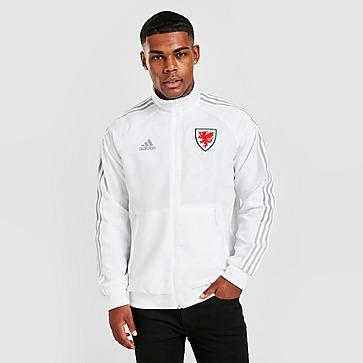 adidas Wales 2021/22 Anthem Jacket
