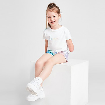 Sonneti Mini Tie Dye T-Shirt/Shorts Set Barn