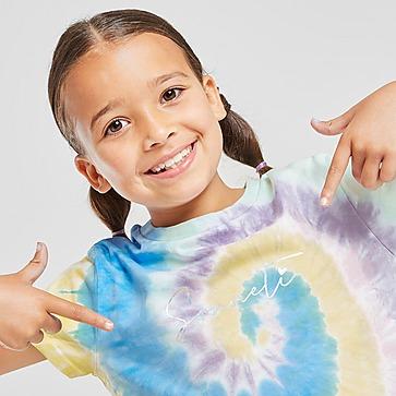 Sonneti Girls' Mini Tie Dye T-Shirt Children
