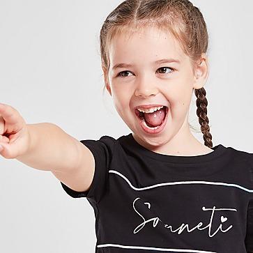 Sonneti Girls' Eden T-Shirt/Leggings Set Children