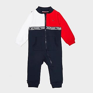 Tommy Hilfiger Flag Coverall Babygrow Infant