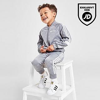 adidas Originals Linear All Over Print SS Träningsoverall Baby