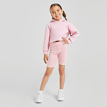 Sonneti Mini Essential Hoodie/Shorts Set Barn