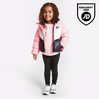 Nike Girls' Colour Block Padded Jacket Infant