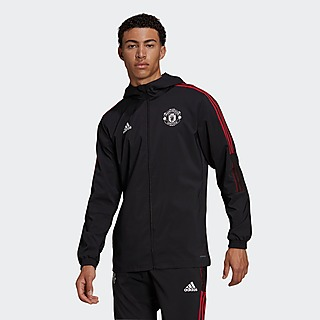 adidas Manchester United FC Uppvärmningsjacka Herr