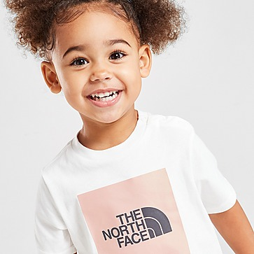 The North Face Girls' Box Graphic T-Shirt