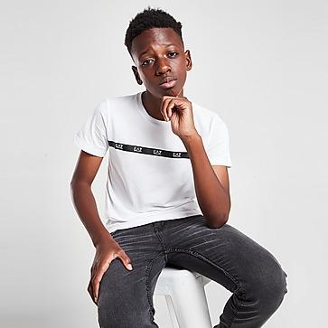 Emporio Armani EA7 Logo Tape Short Sleeve T-Shirt Junior