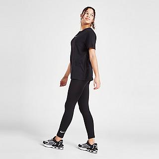 Nike Girls' Sportswear Swoosh Leggings Junior