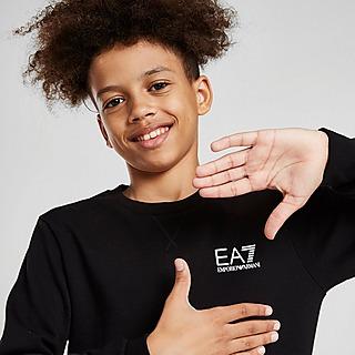 Emporio Armani EA7 Core Fleece Crew Sweatshirt Junior