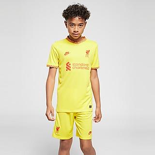 Nike Liverpool FC 2021/22 Tredjeshorts Junior