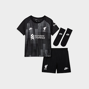 Nike Liverpool FC 2021/22 Tredjeset Baby