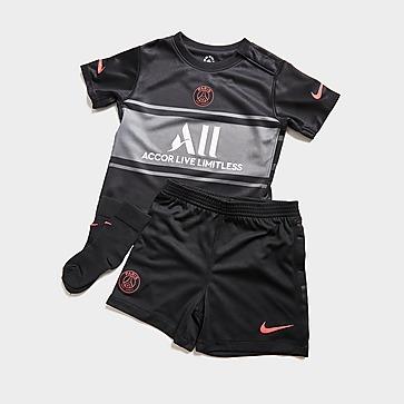Nike Paris Saint Germain 2021/22 Tredjeset Baby