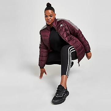 adidas Plus Size Täckjacka Dam