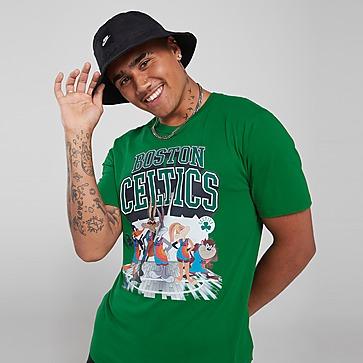 Official Team Space Jam x Boston Celtics On Court T-Shirt