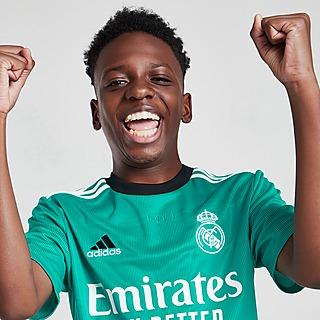 adidas Real Madrid 2021/22 Third Shirt Junior