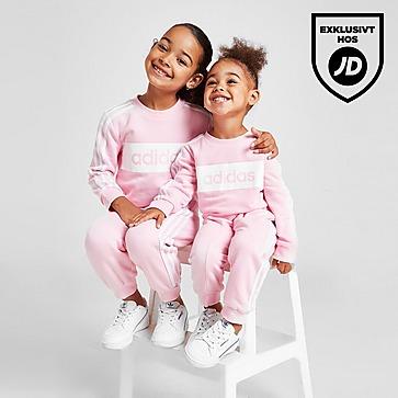 adidas Linear Essential Träningsoverall Barn