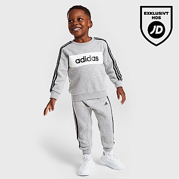 adidas Linear Essential Crew Tracksuit Infant