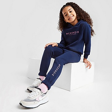 McKenzie Girls' Mini Essential Overhead Tracksuit Children
