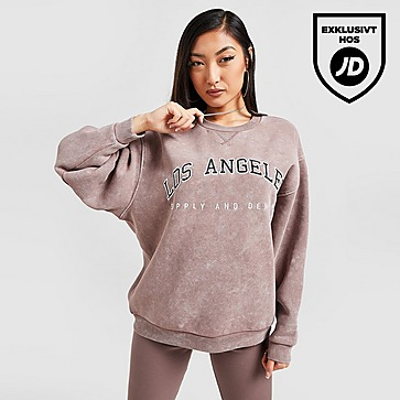 Supply & Demand Varsity Crew Sweatshirt