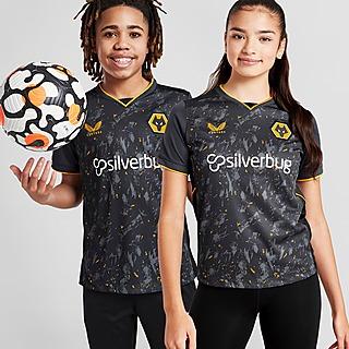 Castore Wolverhampton Wanderers 2021/22 Away Shirt Junior