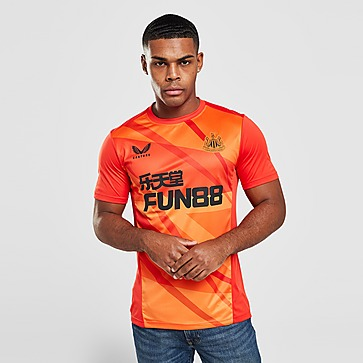 Castore Newcastle United FC Pre Match Shirt