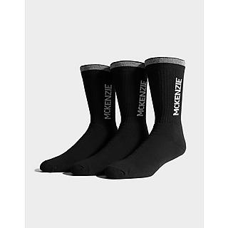 McKenzie 3 Pack Sport Sock