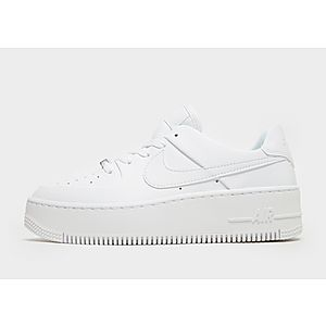 detailed look 7c4a1 dd3ed Nike Air Force 1 Sage Low Women s ...