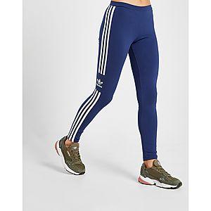 33743dd4ab8def ... adidas Originals 3-Stripes Trefoil Leggings