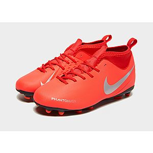 cd61e345e ... Nike Game Over Phantom Vision Club FG Junior
