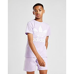 9b2fff25422 adidas Originals Trefoil T-Shirt Junior ...