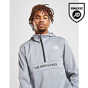 d481b9b19 The North Face Train N Logo 1/4 Zip Hoodie