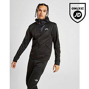 d2a52ce65 The North Face Mittelegi Full Zip Woven Hoodie