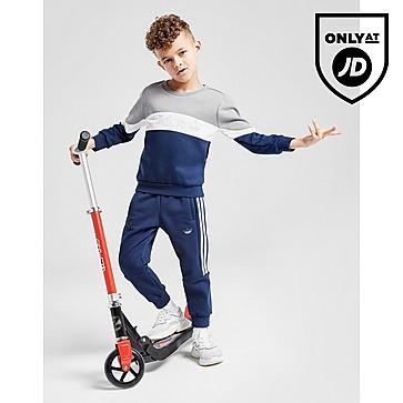 adidas Originals Spirit 2.0 Crew Tracksuit Children