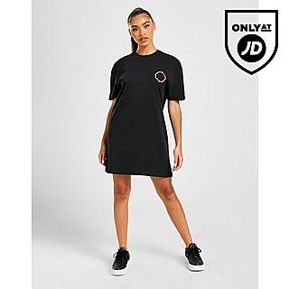 Supply & Demand New York Circle Graphic T-Shirt Dress Women's