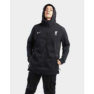 Nike Liverpool FC Tech Pack Full-Zip Hoodie