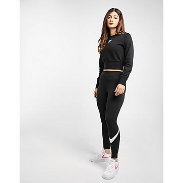 Nike Essential Mid-Rise Swoosh Leggings