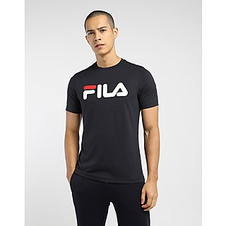 Fila Classic Logo Short Sleeve T-Shirt