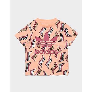 adidas Originals Allover Print T-Shirt Infant