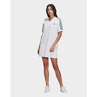 adidas Originals Adicolor 3D Trefoil T-Shirt Dress