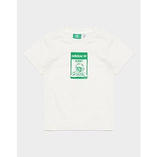 adidas Originals Disney Kermit Organic Cotton T-Shirt Infant