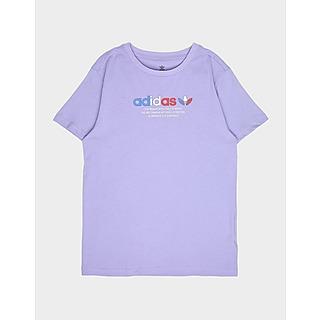 adidas Originals Adicolor Graphic T-Shirt Junior