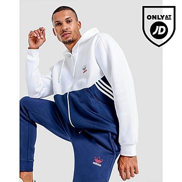 adidas Originals SPRT Full Zip Hoodie