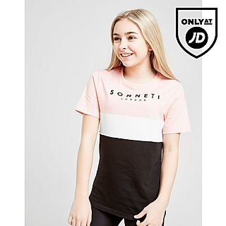 Sonneti Girls' Boyfriend T-Shirt Junior